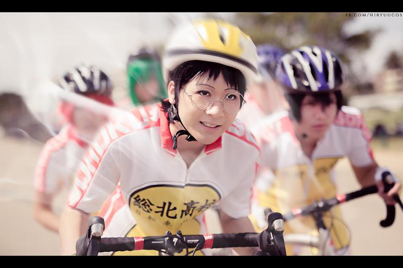 Yowamushi Pedal: Onoda Sakamichi by 2greenia