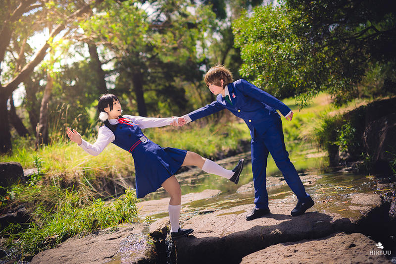 Tamako Love Story: Catch Tamako! by 2greenia