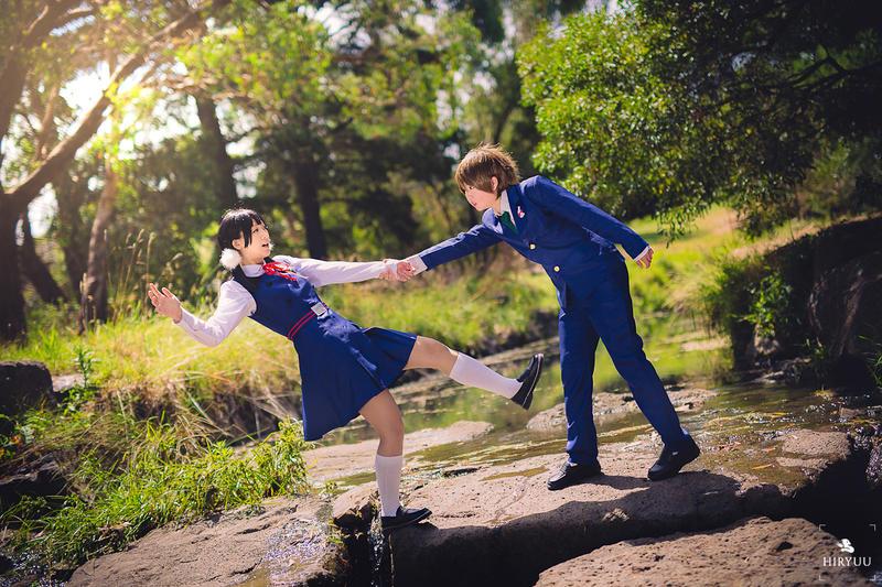 Tamako Love Story: Catch Tamako! by 2greenia