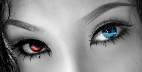 Eyes Version 2 by Uni-student
