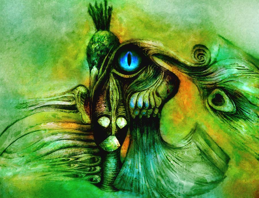 somebody's acid reality by gepardsim