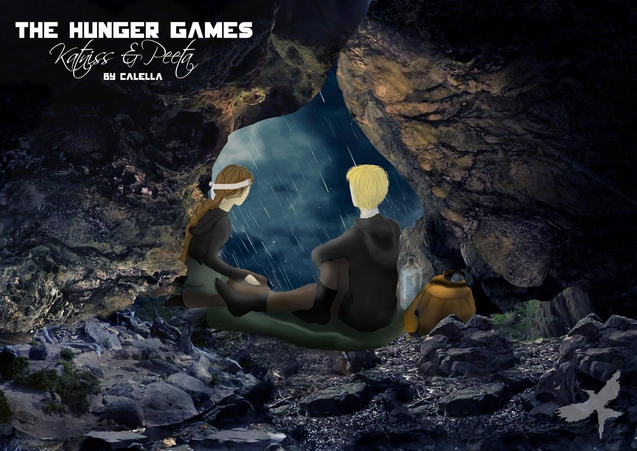 Katniss and Peeta by MolicaAnRus on DeviantArt