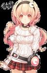 hyperdimension neptunia-compa by AMAN