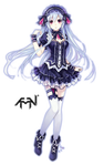 Fairy Fencer F-Render1 by AMAN