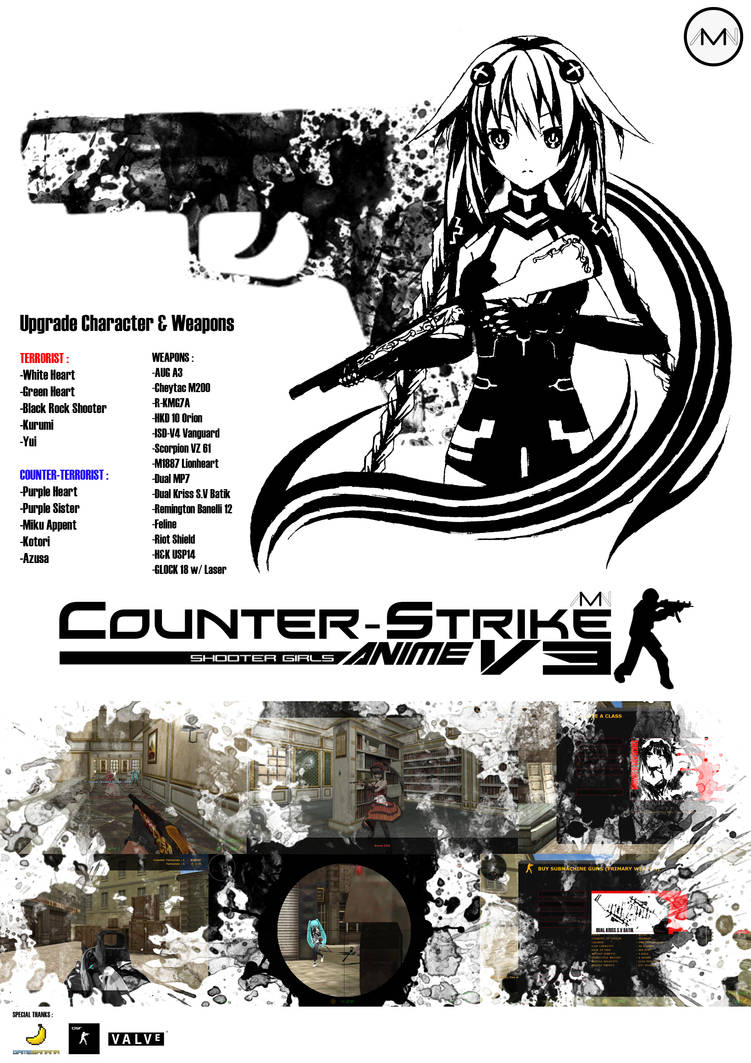 Counter-Strike : Anime V3
