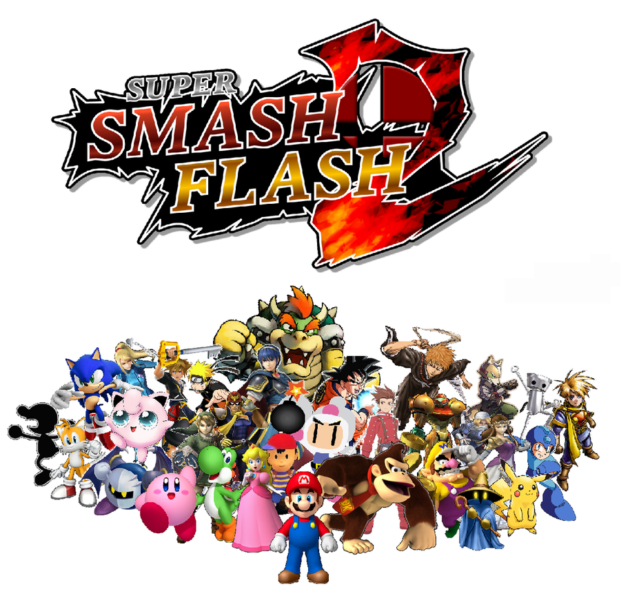 Super smash flash 2 by ultracollaterale on deviantart
