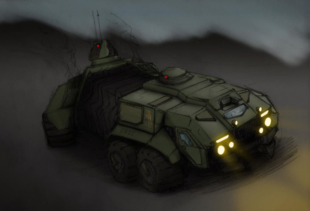 Command Truck by Morthon