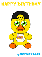 Gold94Chica Plushie