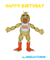 Gold94chica Action Figure