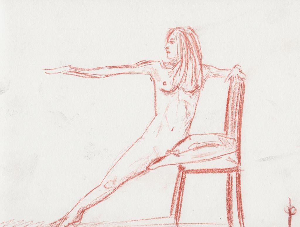12. Chair by bribesdemoi