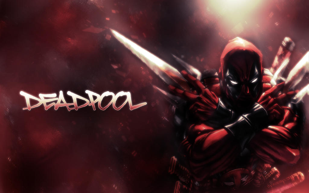 Deadpool by Sozaku