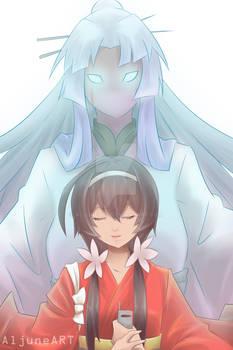 Kyouka Izumi and the Demon Snow