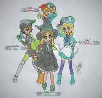 Miitopia First Team