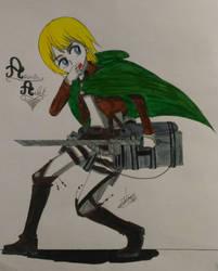Armin Arlet (snk/aot)