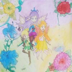 The fab fairies garden