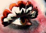 BACKLASH feather petals