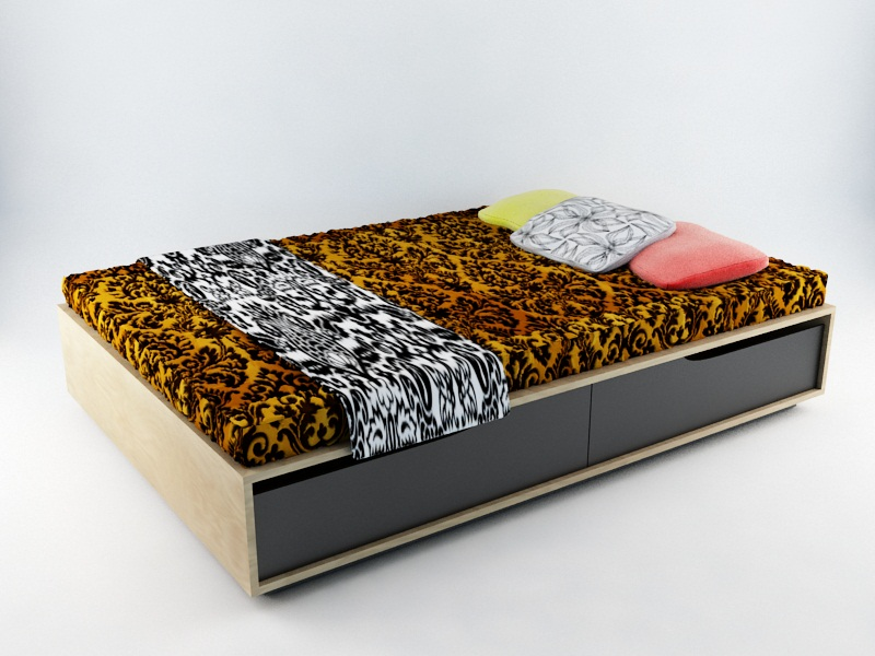 ikea mandal bed by cjhornster on deviantart. Black Bedroom Furniture Sets. Home Design Ideas