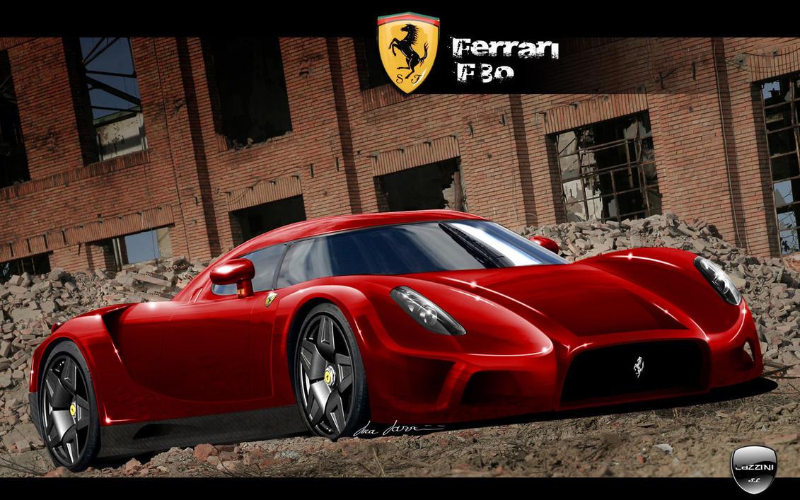 Ferrari F80 By Lazzituning On Deviantart