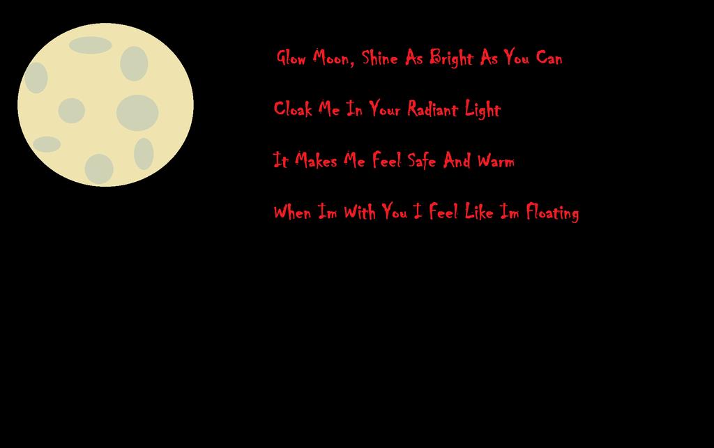 Glow Moonpoem by SCOURGESBABE