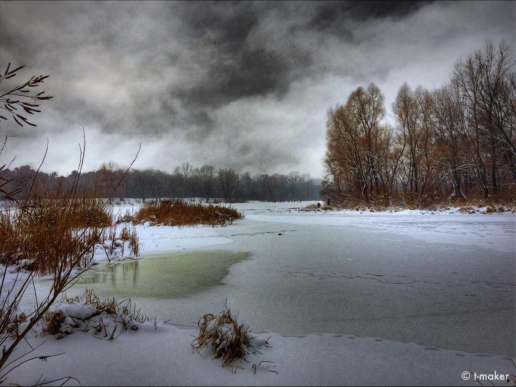 Winter Scenery by t-maker