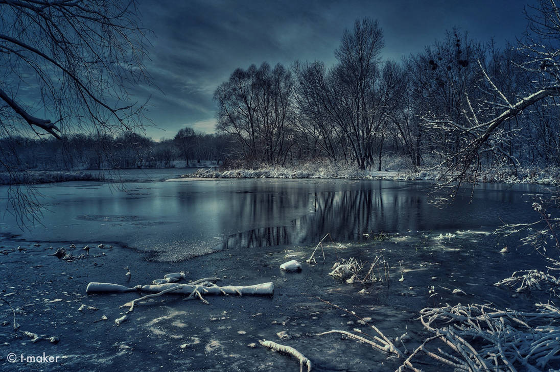 Mirror of Winter (Farewell to Winter)