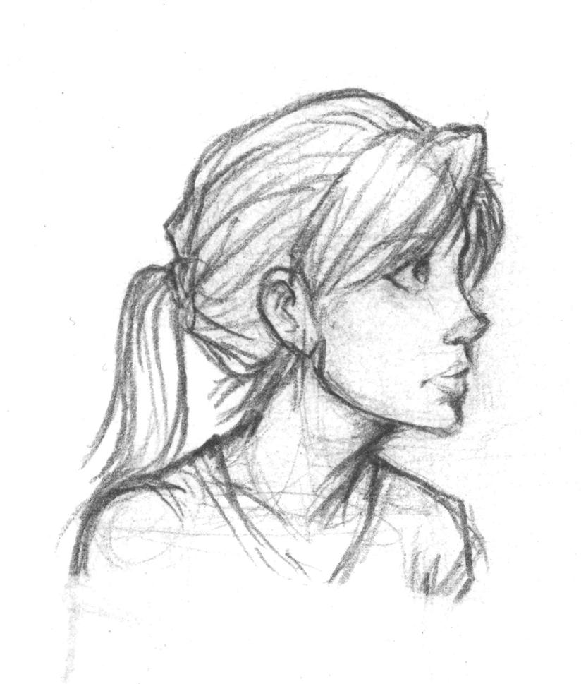 Female Faces 001 by AdrianDadich on DeviantArt