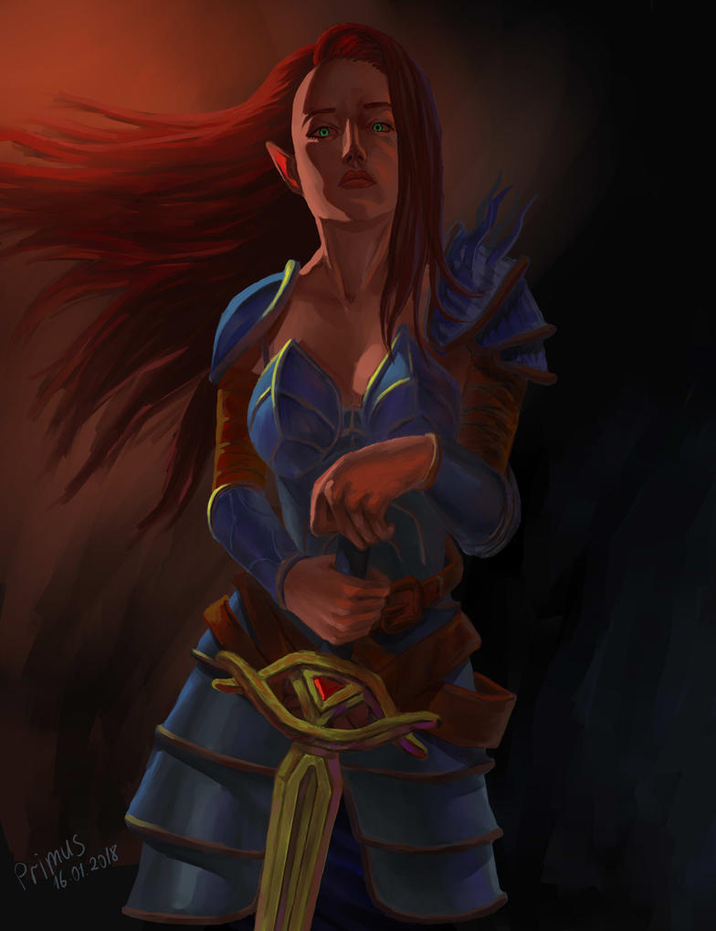 Aribeth by pprimuss