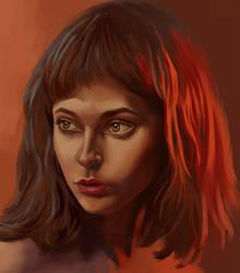 Portrait 3 by pprimuss