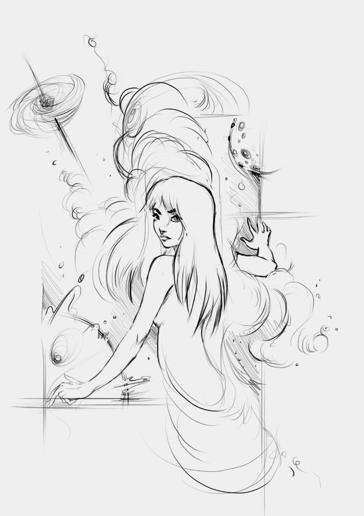 Galaxy Girl by Jambinai