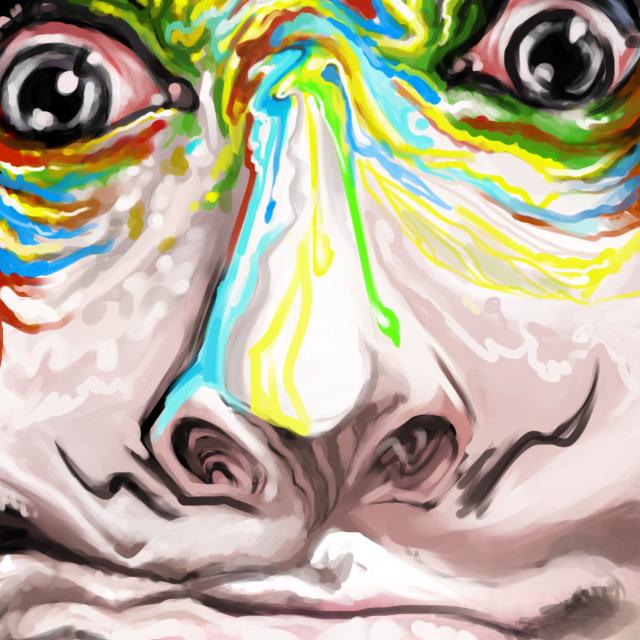 Weird Face by Jambinai