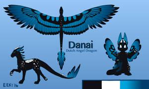 Dutch Angel Dragon: Danai