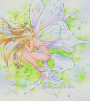 flora by faeriefaeria