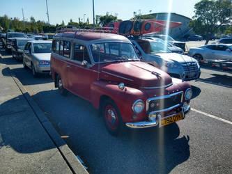 Volvo 210 Wagon