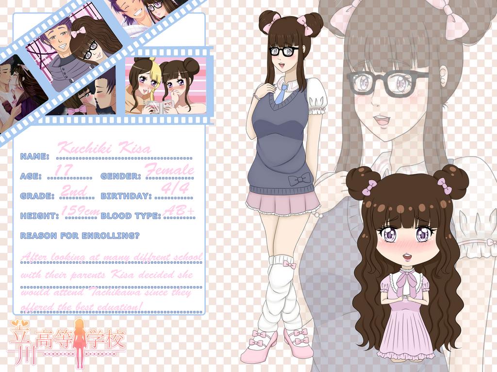 ::TH:: Kuchiki Kisa -App- [Revamp] by KaizokuHime