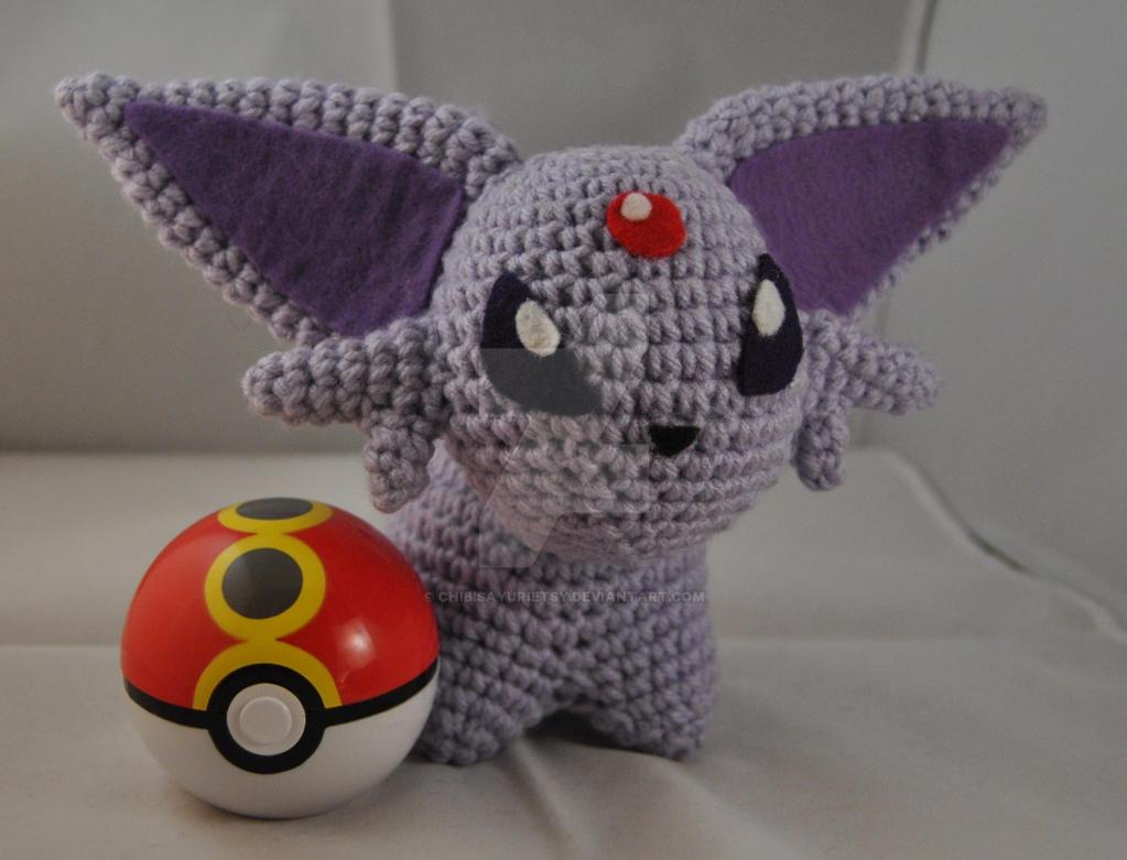 Amigurumi Crochet Pattern Etsy : Eevee Pokemon Crochet Hat Pattern Images Pokemon Images