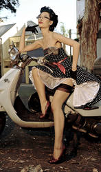 Going my way darl? by KittyToxin
