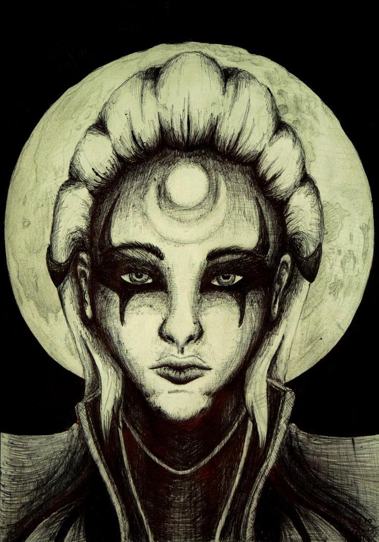 Diana: Scorn of the Moon by ArtistKatt