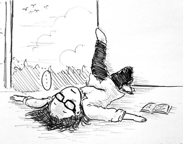 lazy day by WnD-HYDE