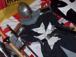 my armor by Ulrich-Ironpaw