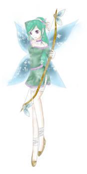 Shizuka Tei: Fairy Archer