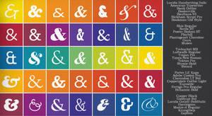 Ampersand and Spectrum