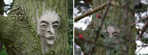 Tree Spirit by Rakiel