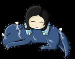 Fluffy Pillow -Chibi-