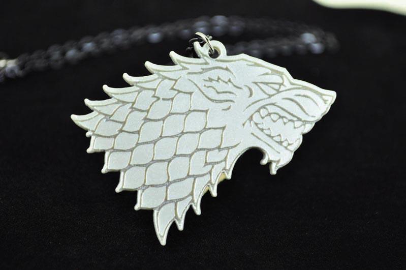 Game of Thrones House Stark Sigil by TrinketSlot on DeviantArt