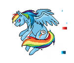 Rainbow Dash .WIP.