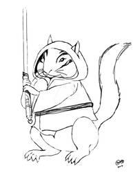 Jedi Palmer Chipmunk