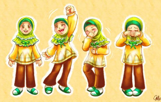 muslimah girl