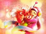 Nalurimaya loves Cinta