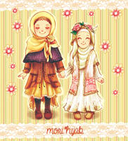 morihijab by ambientdream