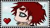 Gaara stamp by I-Sabaku-no-Gaara-I